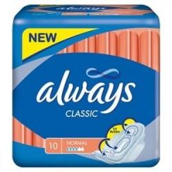 Always Classic podpaski...