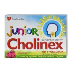 CHOLINEX JUNIOR OD 4 ROKU...