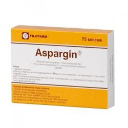 ASPARGIN 75 TABLETEK