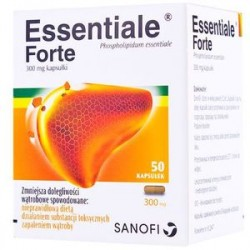 ESSENTIALE FORTE, 300 MG,...