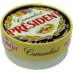 CAMEMBERT PRESIDENT 120G