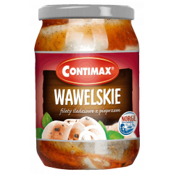 CONTIMAX WAWELSKIE FILETY Z...