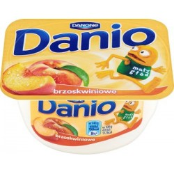 DANONE DANIO BRZOSKWINIOWE...