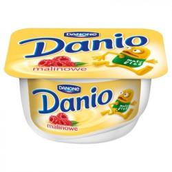 DANONE DANIO MALINA 140G