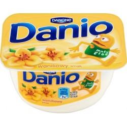 DANONE DANIO WANILIOWE 140G