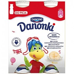 DANONE DANONKI DO PICIA...