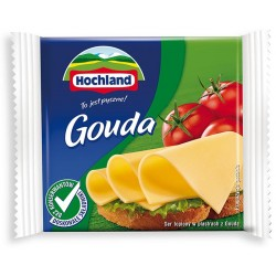 HOCHLAND PLASTRY GOUDA 130G