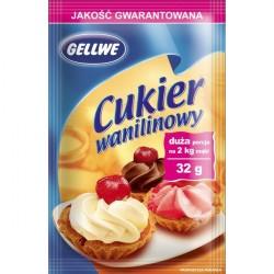 GELLWE CUKIER WANILIOWY 32G