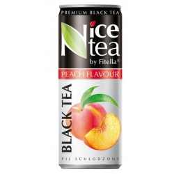 FITELLA ICE TEA PEACH BLACK...