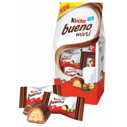 FERRERO KINDER BUENO MINI 108G