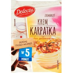 DELECTA KREM KARPATKA W...