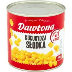 DAWTON KUKURYDZA SŁODKA 400G