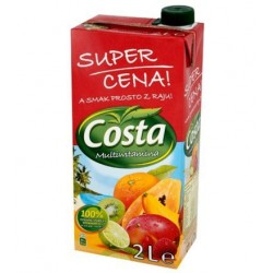 COSTA  MULTIWITAMINA 2L