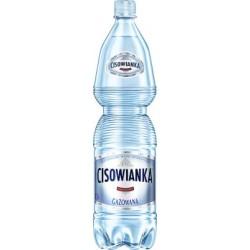 CISOWIANKA WODA GAZOWANA 1.5L