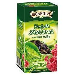 BIO ACTIVE HERBATA ZIELONA...