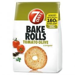 BAKE ROLLS POMIDORY Z...