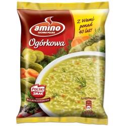 AMINO ZUPA NUDLE OGÓRKOWA 64G
