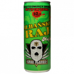 ALBANSKI RAJ GREEN POWER 250ML