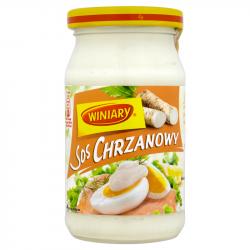WINIARY SOS CHRZANOWY 250ML