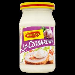 WINIARY SOS CZOSNKOWY 250G