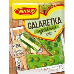WINIARY GALARETKA AGRESTOWA...