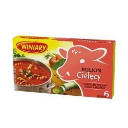WINIARY BULION CIELECY 60G...