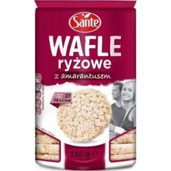 SANTE WAFLE RYŻOWE Z...