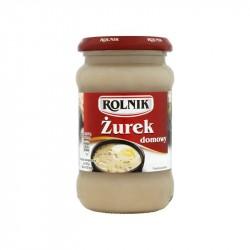 ROLNIK ŻUREK DOMOWY 370ML