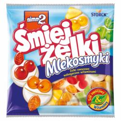 NIMM2 ŚMIEJ ŻELKI MLEKO...