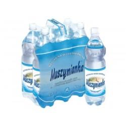 MUSZYNIANKA WODA 1.5L GAZ