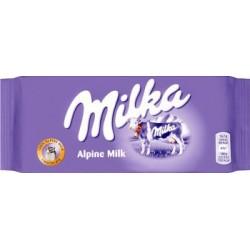 MILKA CZEKOLADA ALPINE MILK...
