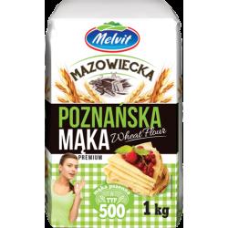 MELVIT MĄKA PSZENNA TYP 500...