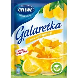 GELLWE GALARETKA CYTRYNOWA 75G