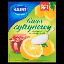 GELLWE KWAS CYTRYNOWY