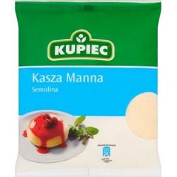 KUPIEC KASZA MANNA 400G