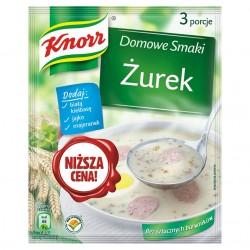 KNORR ZUPA ŻUREK 54G