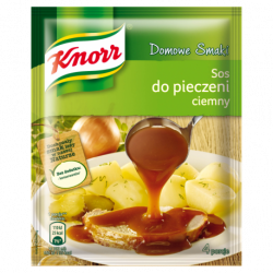 KNORR SOS DO PIECZENI...