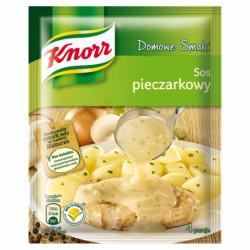 KNORR SOS PIECZARKOWY 27G