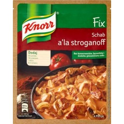 KNORR FIX DO SCHABU A'LA...