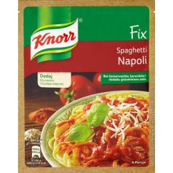 KNORR FIX DO SPAGHETTI...