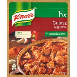 KNORR FIX DO GULASZU 51G