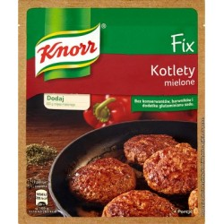KNORR FIX DO KOTLETÓW...