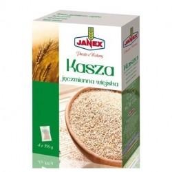 JANEX KASZA JĘCZMIENNA 4*100G