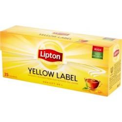HERBATA YELLOW LABEL TEA 25...