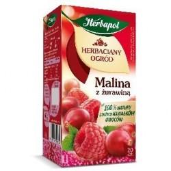 HERBAPOL HERBATA MALINA Z...