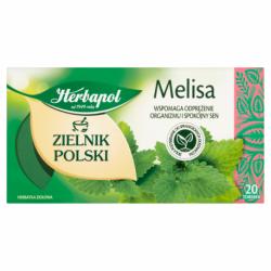 HERBAPOL HERBATA MELISA 20T