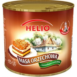 HELIO MASA ORZECHOWA 560G