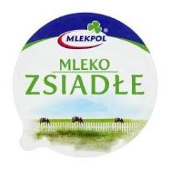 MLEKPOL MLEKO ZSIADŁE 380G