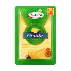MLEKPOL SER PLASTRY GOUDA 150G