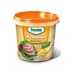 DEVELEY MUSZTARDA KREMSKA 350G